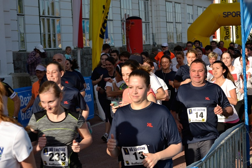 City Run Startläufer