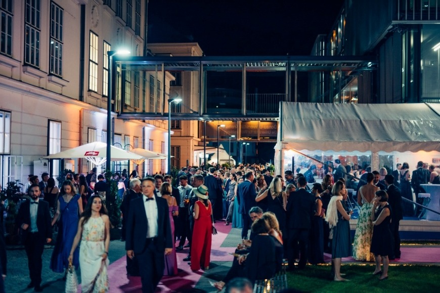 Campus Ball Krems 2019 Promenade_2