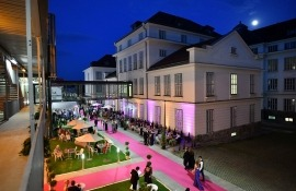 Campus Ball Krems 2019 Promenade