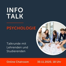 Info Talk Psychologie
